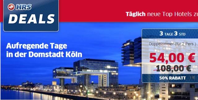 Köln Deal